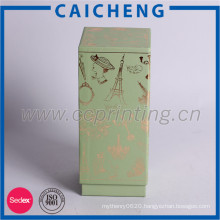 Professional customize printed paper gift foldable box