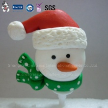 China-Lieferanten-handgemachte Weihnachts-Santa Claus Cake Decoration
