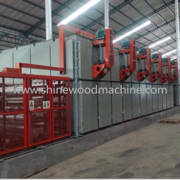 Mesin Pengering Veneer Line of Line Mesin Plywood