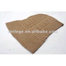 tubes d'usure de la tête en tricot Cachemire, écharpe, chapeau