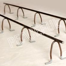 Стальные арматурные стулья, подставка для плиты, опорные стулья для арматуры (HP-REBARCHAIR0101)