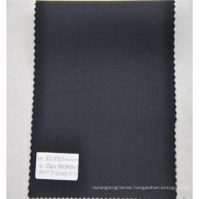 professional homespun style bird's eye wool suiting fabric