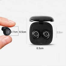 aplicación de conector bluetooth TWS Earpiece In Ear