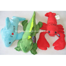 Country Dog Toy Real Life Stuffed Plush Toy