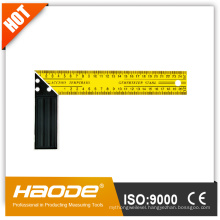 Yellow Square Ruler