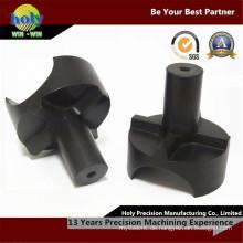 Verbindungsstück CNC-Aluminiumbearbeitungsteile mit CNC-Drehservice