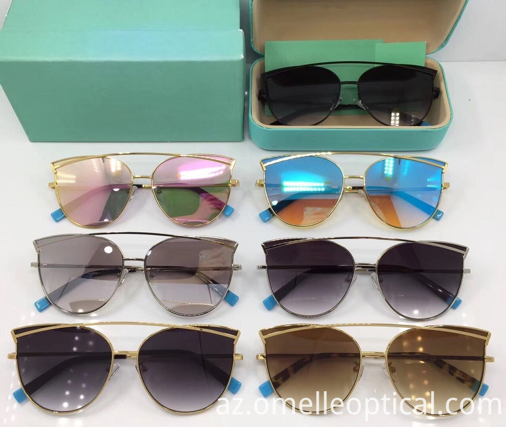 Cat Eye Sunglass Trend