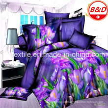 Cheap Wholesale Printed Polyester Fabric for Bedding Set