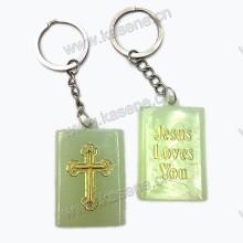 Weihnachtsgeschenke: St. Benedict Metallkreuz Schlüsselkette, Luminou Bibel