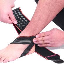 Ankle Support Sleeve Compression Adjustable Elastic Sports Basketball Ankle Brace