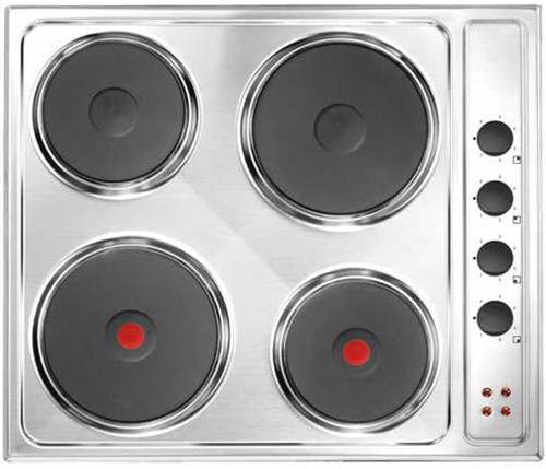 4 Zone Electric Cooktops