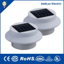 Panneau solaire blanc frais de l'UL LED 2W SMD LED