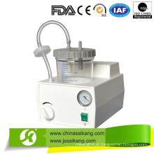 Dispositivo elétrico de aspiração de escarro elétrico com serviço profissional