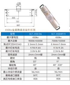 Continuous Working High Frequency Tube