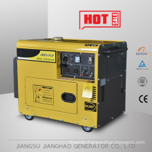 220/380v small silent diesel generator standby generating set for sale