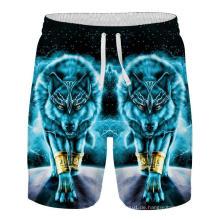 Neue Ankunft von Baggy 3D-gedruckten Herren-Shorts für Herren