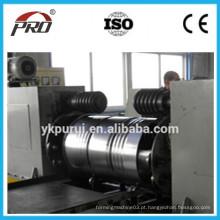 Linha profissional de produção de tambor de aço / equipamento de bateria de aço / máquina de barril de aço