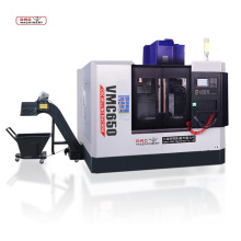 High Rigidity Small CNC Vertical Milling Machining Center VMC Price