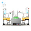 Dual short path distillation system 20l