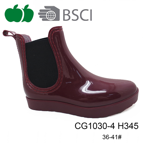 high quality short rain boots