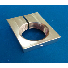ISO-Qualitäts-Fertigungs-Service Aluminium-Legierungs-Frästeil (ATC-438)