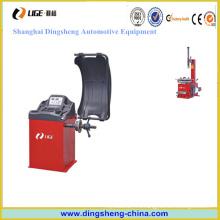 Оборудование для балансировки автомобильных колес, дешевый балансировочный Станок для продажи ДС-7100