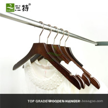Luxury Top Quality Hanger Wood For Brand