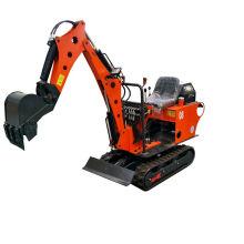 Mini-pelle 800kg avec moteur diesel à vendre