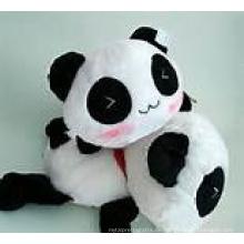 ICTI Audited Factory niedlichen fetten Panda Plüschtier