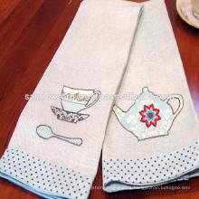 modern kitchen towels