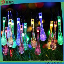 Luzes de Natal ao ar livre LED festa String luz