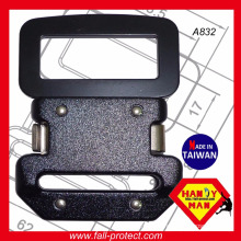 For Harness Quick Side Release Aluminum And Steel Safety Buckle