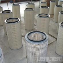 Cartucho de filtro de compresor de aire y ventiladores