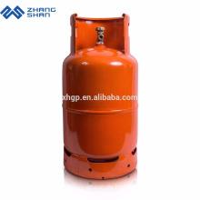 12KG Gasflasche LPG ISO Tankcontainer für Simbabwe