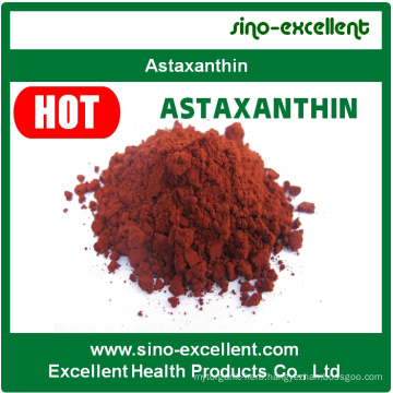 High Quality Pure Natural Astaxanthin Extract Powder