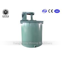 Réservoir de mélange agité de turbine simple