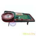 Professional casino 96-Inch Roulette Table With Deluxe 20-Inch Roulette Wheel