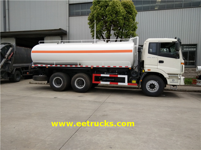 Foton Sewage Suction Trucks