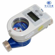 Digital Vollständig versiegelte HF-Karte Prepaid Wasserzähler (IP68)