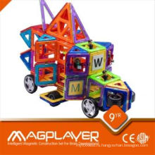 Известные интересные магнитные строительные игрушки / магнитные блоки для детей