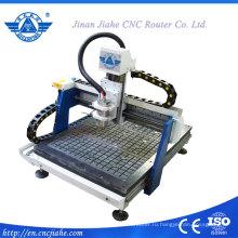 Вакуумный стол высокая скорость Мини Обои cnc маршрутизатор 6090