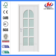 Jhk-G20 Full View 8 Lite Vapor Glass Glass Door Raccordi