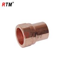 Adaptadores para tubos de cobre com rosca fêmea