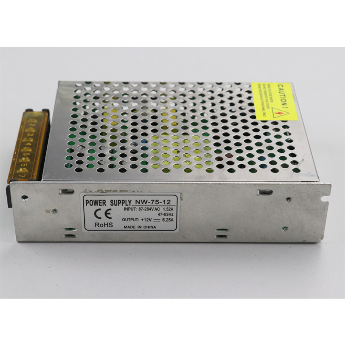 12v 6.25a power supply