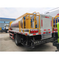 Asphalt Road Spraying Truck Trailer Asphalt Distributor