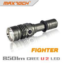 Maxtoch chasse Durable lampe-torche lampe de poche LED