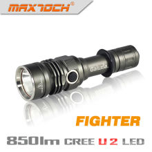 Maxtoch FIGHTER Rechargeable High Power Military Torch