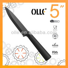 125mm 5 Inch Black Blade Utility Ceramic Chef Master Knives