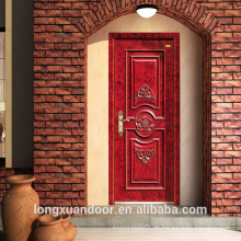 10 Jahre Holz Tür Fabrik Eingang Türen Holz Tür modernen Eingang Tür Haupttür Holzschnitzerei Design