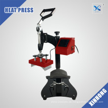 Xinhong Transfer Maschine Swing Away Baseballmütze Heat Press Machine